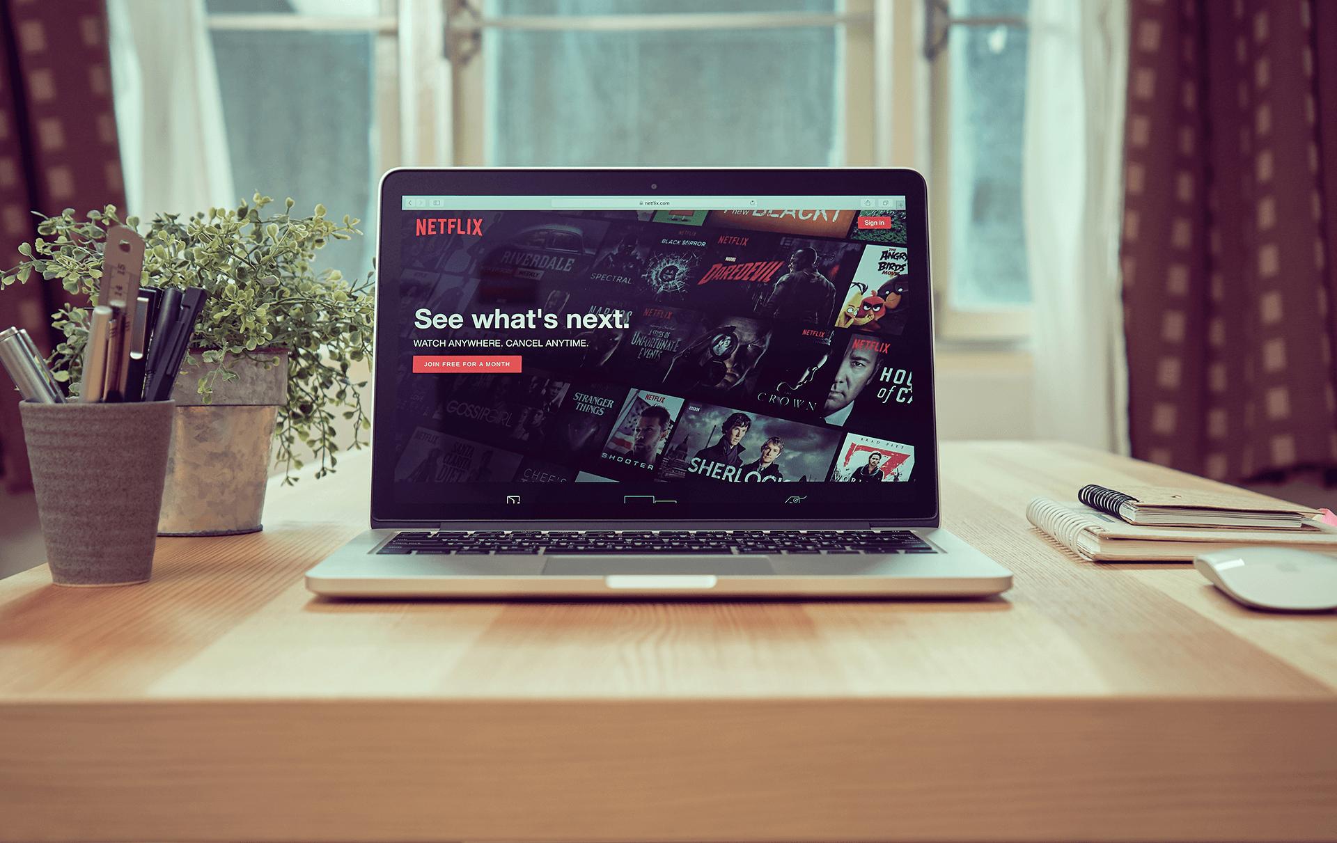 Netflix: en las buenas, en las malas y con Tenpo